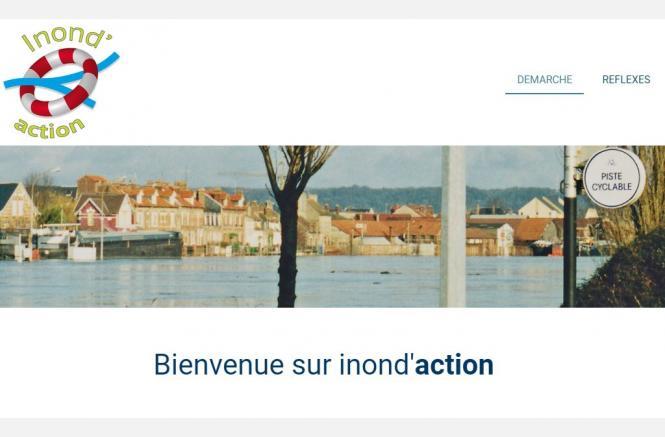 Inond'action
