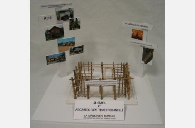 Itinéraire de découverte : Architecture et risques majeurs