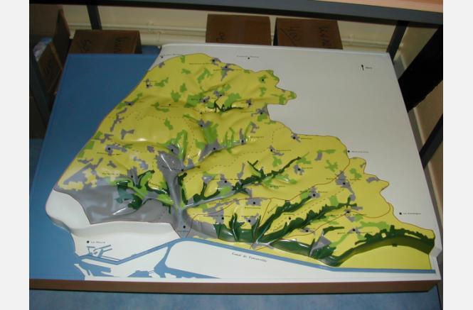 Exposition scolaire « cycle de l'eau, ruissellements et inondations »
