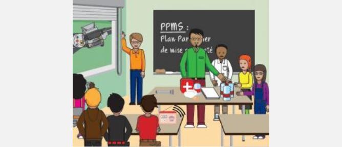 Plaquette PPMS - ORSEC