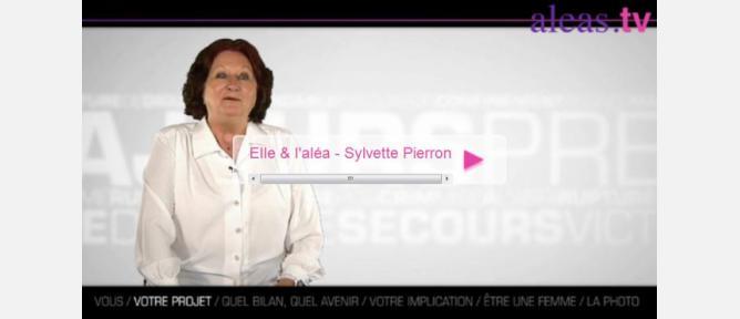 Elle & l'aléa - Sylvette Pierron
