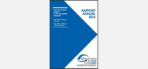 Rapport annuel de l'ONS