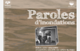 Livret « Paroles d'inondations »