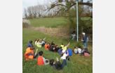 Sensibilisation au risque inondation des classes de CE2-CM1 et CM1-CM2 de l'école publique de Petit-Noir (39)