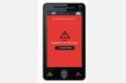 Application mobile du SAIP