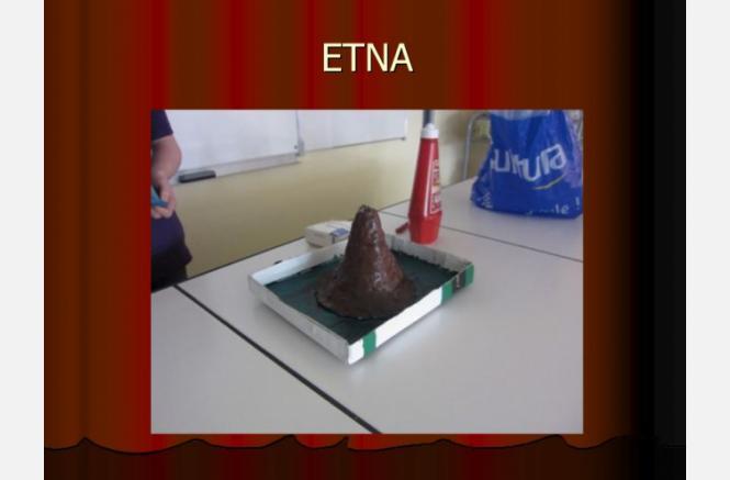 Risques majeurs et maquettes de volcans