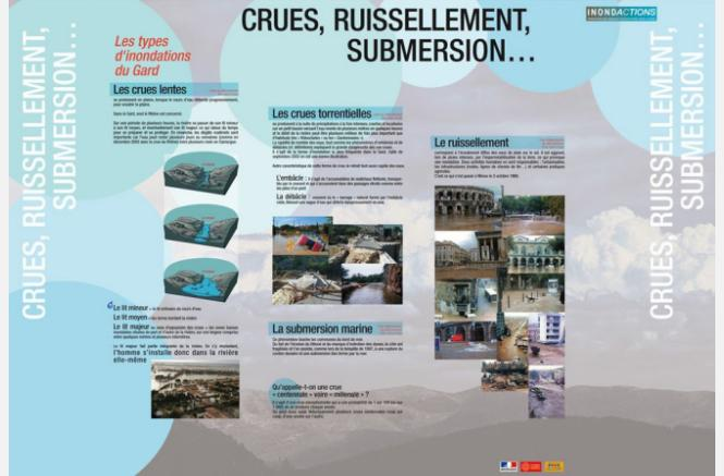 Exposition « InondaCtions »
