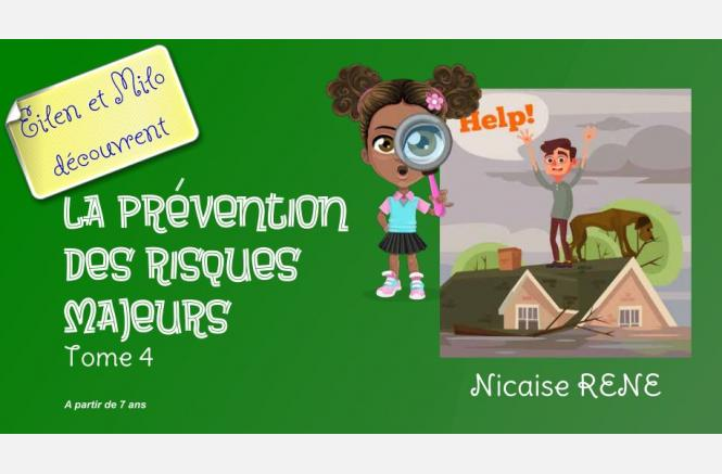 « Eilen et Milo découvrent » - Dispositif pédagogique d'éducation aux risques majeurs