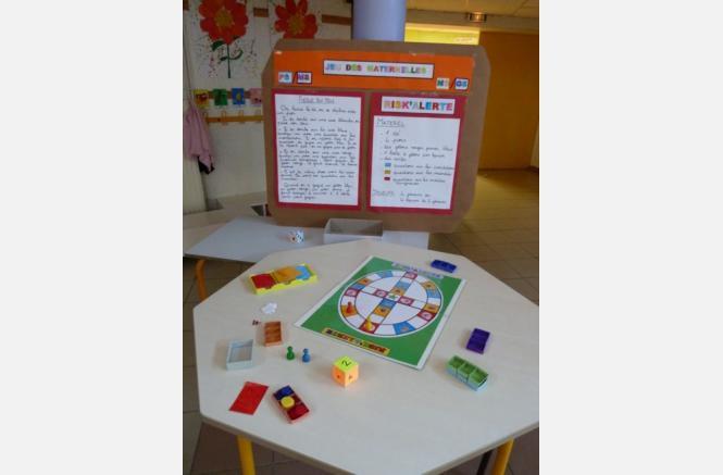 Projet pédagogique d'Education aux Risques Majeurs