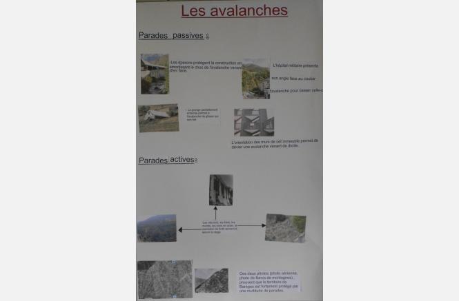 Itinéraire de découverte : Aménagement du territoire soumis à des risques majeurs
