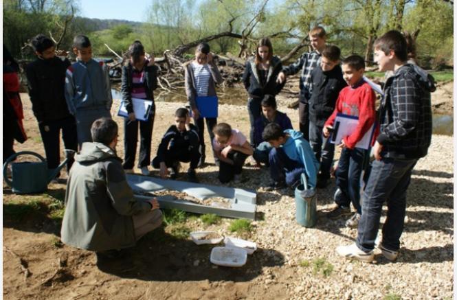 Opération d'éducation et de sensibilisation  à la culture du risque inondation  sur le territoire du Pays de Montbéliard Agglomération