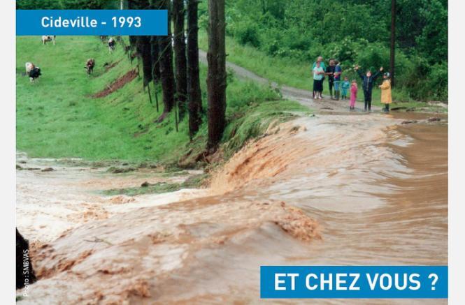 Création d'une photothèque inondations en ligne