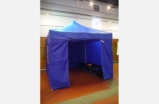 Préparation d'un centre d'accueil et d'hébergement d'urgence à la Ville de Nantes