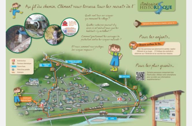 Itinéraire HistoriSque