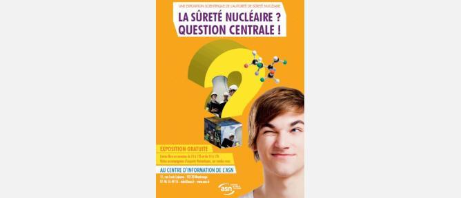Sûreté nucléaire ? Question centrale !