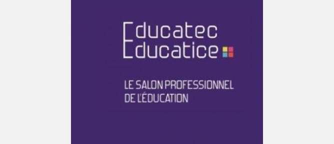 Salon Educatec-Educatice : du 20 au 22 novembre 2013