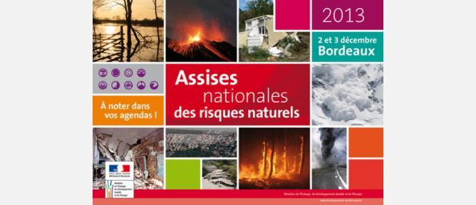Assises Nationales des Risques Naturels