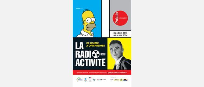 La radioactivité : de Homer à Oppenheimer