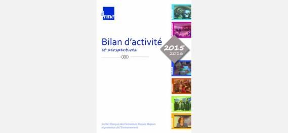 Bilan d'activité 2015 de l'IFFO-RME